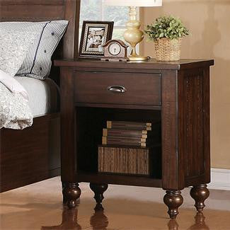 Riverside Castlewood 1-Drawer Nightstand