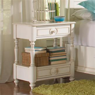 Riverside Placid Cove 2-Drawer Nightstand