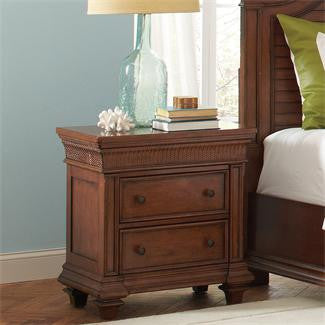 Riverside Windward Bay Nightstand