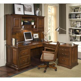 Riverside Cantata Workstation Storage Hutch