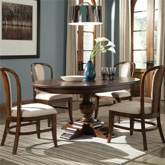 Riverside Lawrenceville Round Dining Table-Top