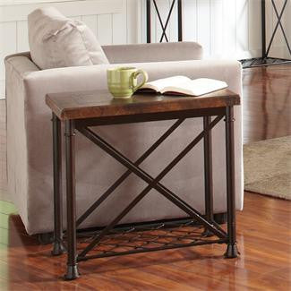 Riverside Chalet Chairside Table