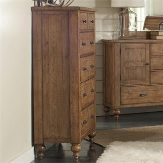 Riverside Summerhill 6-Drawer Chest