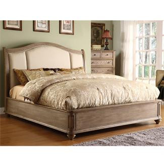 Riverside Coventry California King Upholstered Storage Bed