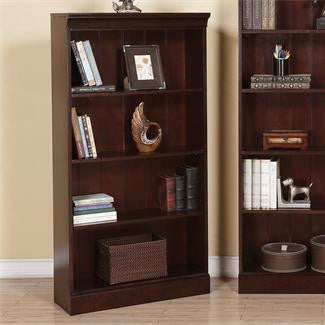 Riverside Marlowe 60-In Bookcase