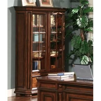Riverside Cantata Sliding Door Bookcase