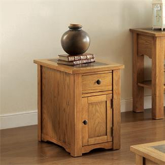 Riverside Glendorn Chairside Chest