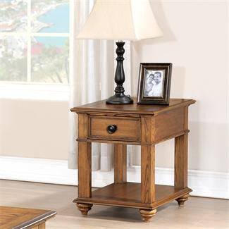 Riverside Allegheny End Table