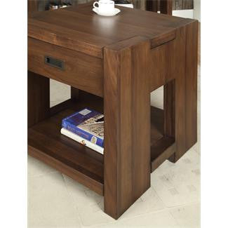 Riverside Terra Vista End Table