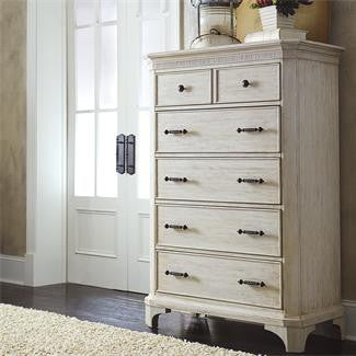 Riverside Aberdeen 5-Drawer Chest