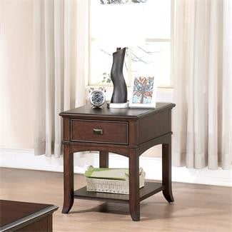 Riverside Canterbury End Table