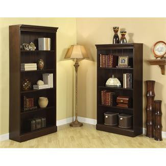 Riverside Urban Crossings 72 Inch Bookcase