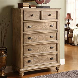 Riverside Coventry 5-Drawer Chest