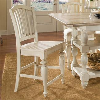 Riverside Mix-N-Match Chairs Cntr Ht-Wood Chair (2in)