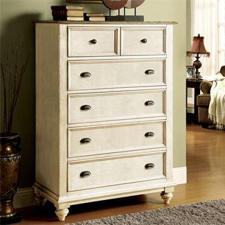Riverside Coventry Two Tone 5-Drawer Chest