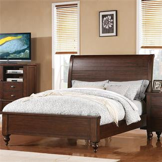 Riverside Castlewood Queen Sleigh Bed