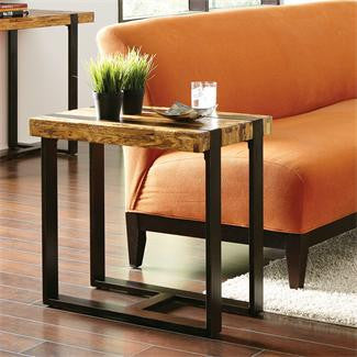 Riverside Teton Chairside Table