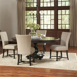 Riverside Williamsport Round Dining Table-Base