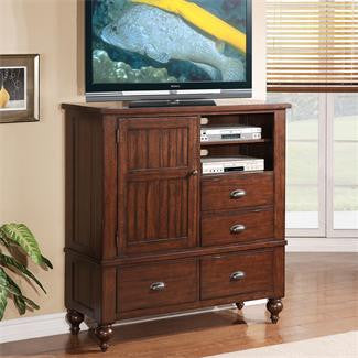 Riverside Castlewood Media Chest