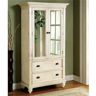 Riverside Coventry Two Tone Armoire