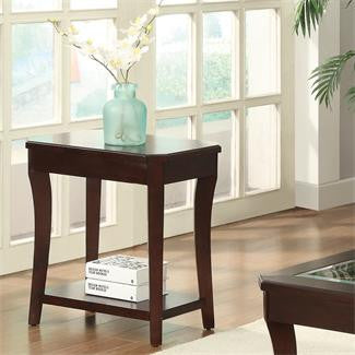 Riverside Bancroft Chairside Table
