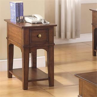 Riverside Marston Chairside Table