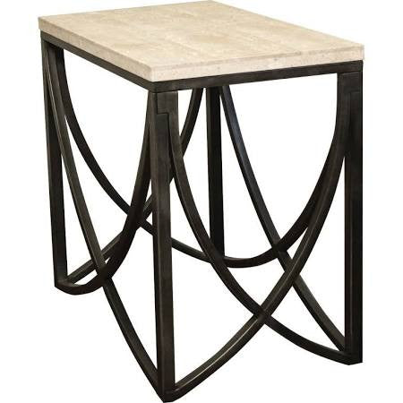 Riverside Cortona Chairside Table