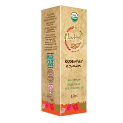 Organic Rosemary Essential Oil (15ml)