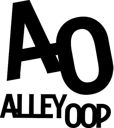 Alley Oop AO Decal