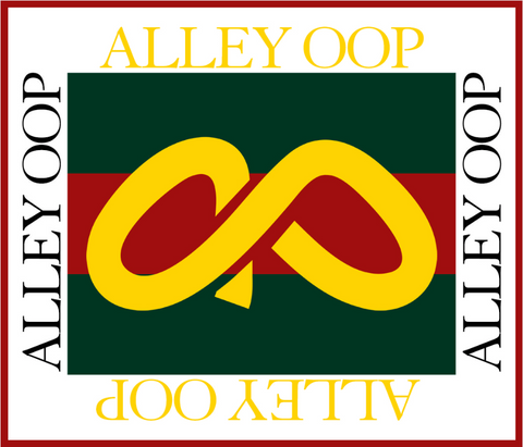 Alley Oochi Sticker