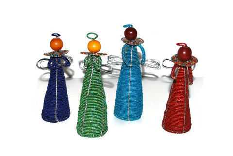 fair trade home decor. Beaded Angels Fair Trade Home Decor Accents African Baskets  Daraja Imports