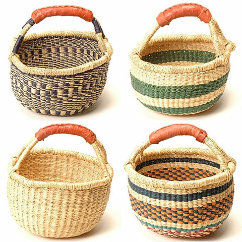 Handcrafted Baskets from Ghana