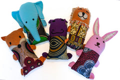 kids plus toy animals fair trade handcrafted malawi