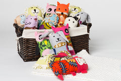 childrens stuff animal toys africa fair trade handcrafted