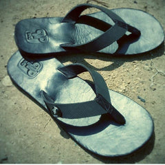 recycled mens sandals