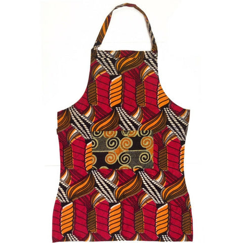 handcrafted apron fair tradwe africa