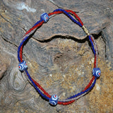 handcrafted anklet empowerment collection