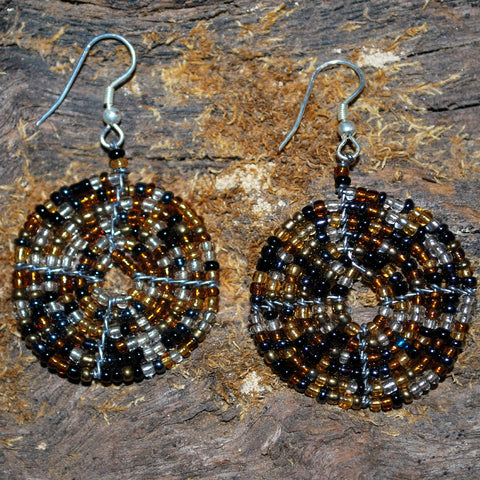 empowerment collection earrings fair trade kenya