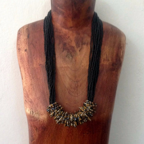 maasai empowerment collection necklace