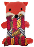 Handcrafted Little Friends Plush Animals - Red Fox
