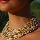 Handcrafted Zulugrass Single Strand Necklaces - Classic Collection