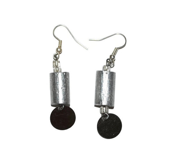 Handcrafted African Kili-Kigali Allu Earrings
