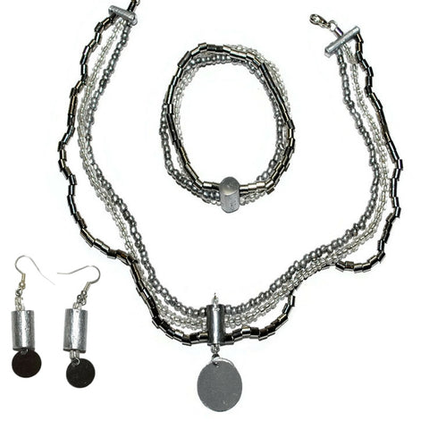 Kili Recycled Aluminum Jewelry