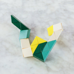 Areaware Snake Blocks