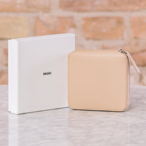 BAGGU Square Wallet Fawn