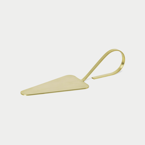 Ferm Living Fein Cake Server - Brass