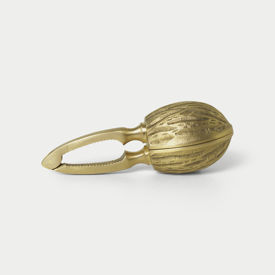 Ferm Living Forest Nut Cracker - Brass