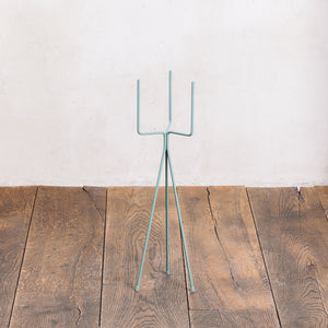 Ferm Living Plant Stand Small Dusty Green
