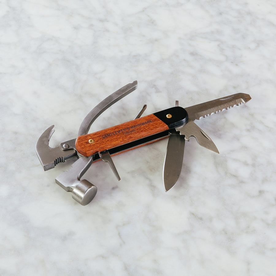 Gentlemen's Hardware Hammer Multi-Tool No 281
