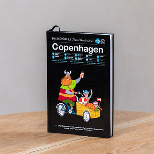 Gestalten The Monocle Guide to Copenhagen